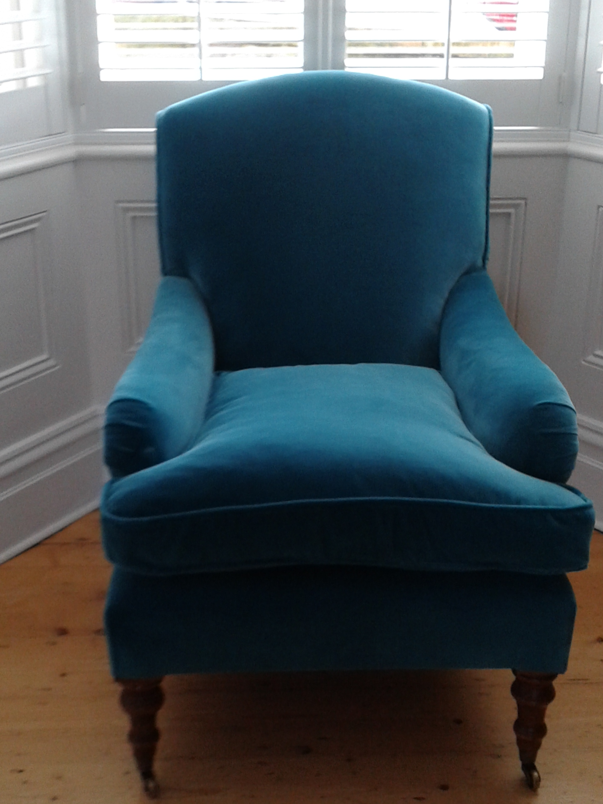Upholstered Chairs Kate Blake Designs
